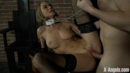 Нарезка возбуждающего секса красотки Нэнси Эй с различными партнерами